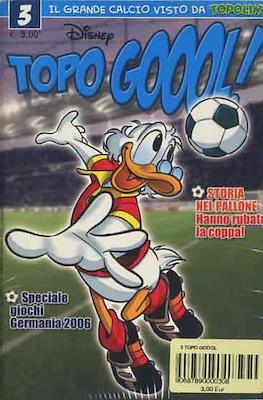 Topo Goool (Rústica 220 páginas) #3