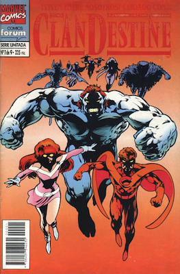 ClanDestine (1995-1996) (Grapa. 24 páginas.) #1