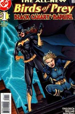 Birds of Prey: Black Canary/Batgirl