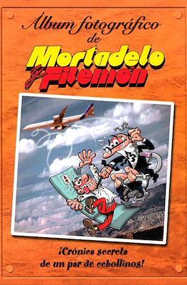 Álbum fotográfico de Mortadelo y Filemón