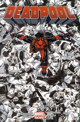 Deadpool by Posehn & Duggan (Hardcover 280-296-304 pp) #4