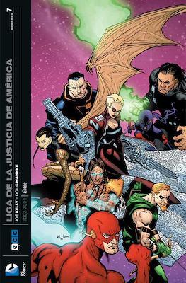Liga de la Justicia de América: Elites. Línea Essentials (Rústica 128 pp) #7