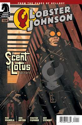 Lobster Johnson (Comic Book) #14