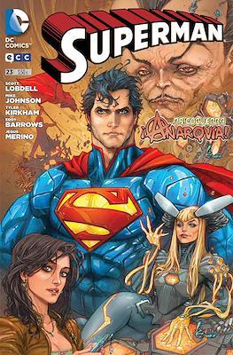 Superman. Nuevo Universo DC / Renacimiento (Grapa) #23