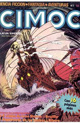 Cimoc #7