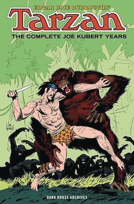 Edgar Rice Burroughs' Tarzán The Complete Joe Kubert Years