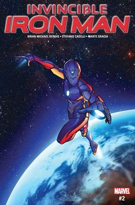 Invincible Iron Man Vol. 4 #2