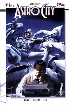 Astro City (Grapa 24 pp) #2