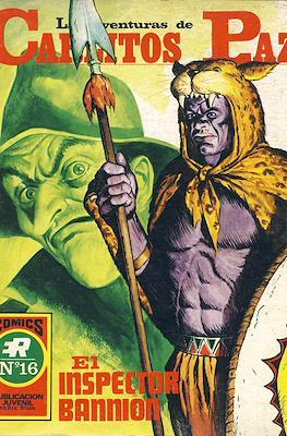 Historias Gáficas para Jóvenes (Serie Roja B) (Grapa. 1973) #16