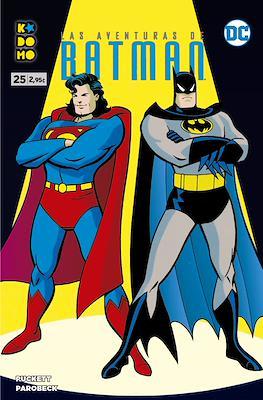 Las aventuras de Batman (Grapa 24 pp) #25