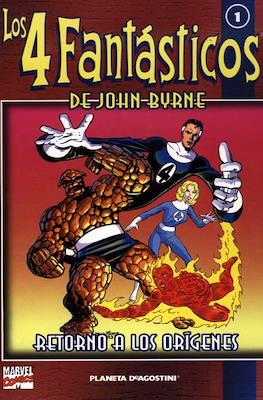 Coleccionable Los 4 Fantásticos de John Byrne (2002) #1
