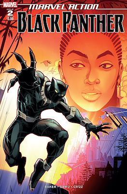 Marvel Action: Black Panther #2