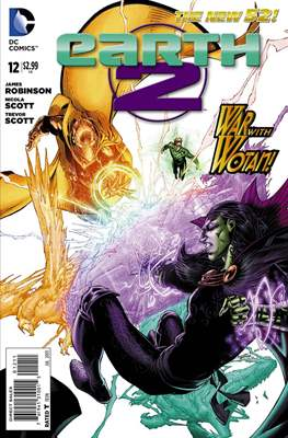 Earth 2 (2012-2015) (Grapa) #12