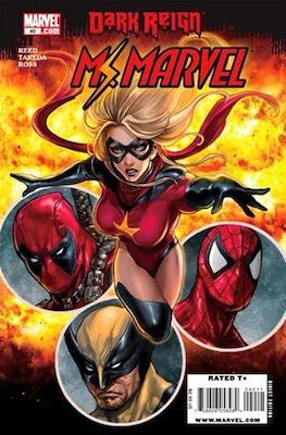 Ms. Marvel (Vol. 2 2006-2010) (Comic Book) #40
