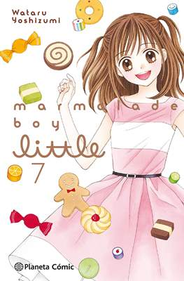 Marmalade Boy Little (Rústica) #7
