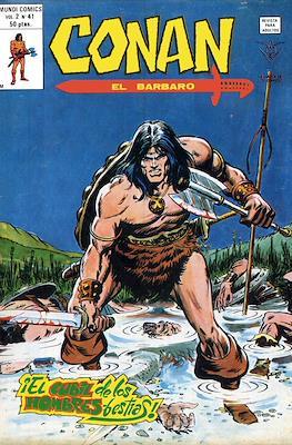 Conan el Bárbaro Vol. 2 (Grapa) #41