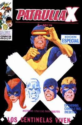 Patrulla X Vol. 1 (Rústica 128 pp. 1969-1972) #27