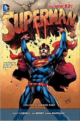 Superman The New 52 (2011-) (Cartoné) #5