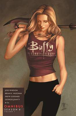 Buffy The Vampire Slayer Omnibus Season 8