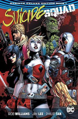 Suicide Squad: The Rebirth Deluxe Edition (Hardcover) #1