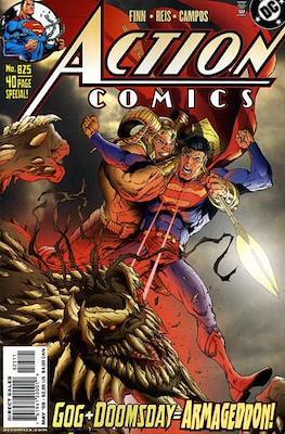 Action Comics Vol. 1 (1938-2011; 2016-) (Comic Book) #825