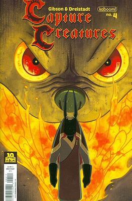 Capture Creatures (2014-2015) #4
