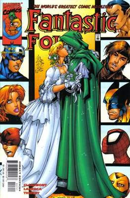 Fantastic Four Vol. 3 (Comic Book) #27