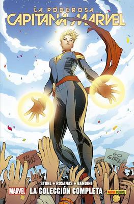 La Poderosa Capitana Marvel: La colección completa. 100% Marvel HC (Cartoné 352 pp) #