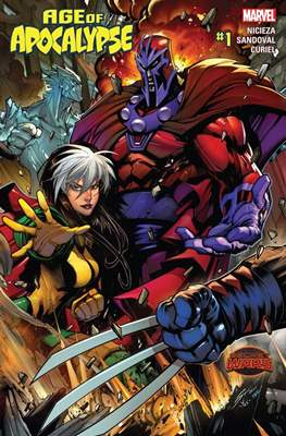 Age of Apocalypse - Secret Wars