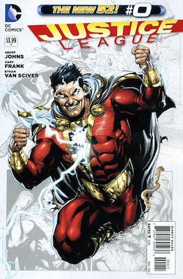 Justice League Vol. 2 (2011-2016) #0
