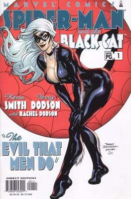 Spider-Man and the Black Cat (comic-book) #1
