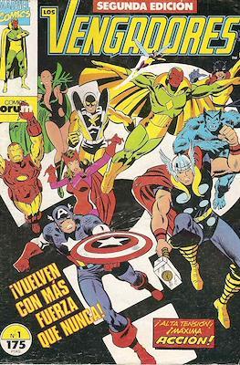 Los Vengadores Vol. 1 2ª edición (1991-1994)