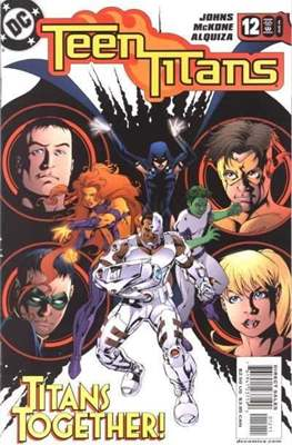 Teen Titans Vol. 3 (2003-2011) (Comic Book) #12