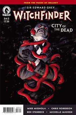 Witchfinder (comic-book) #18