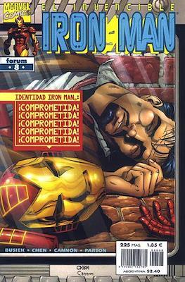 Iron Man Vol. 4 (1998-2000) #8