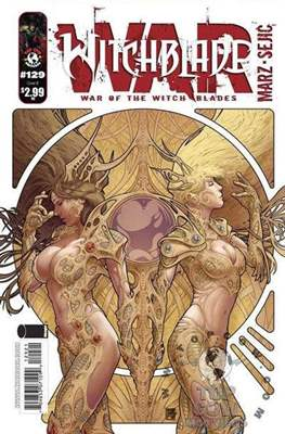 Witchblade (Comic Book) #129