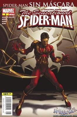 The Sensational Spider-Man (Grapa) #5