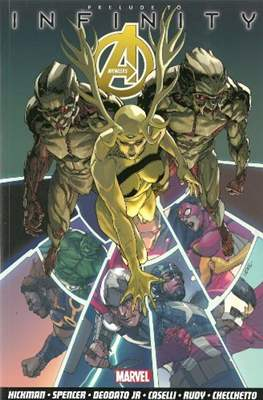 Avengers (Softcover) #3