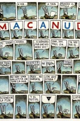 Macanudo (Rústica) #5