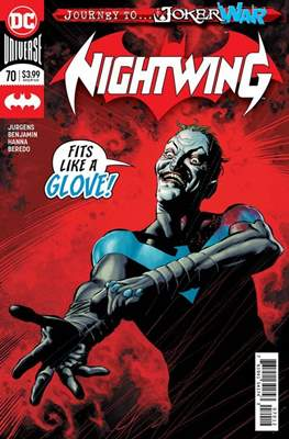 Nightwing Vol. 4 (2016- Variant Cover) #70.1