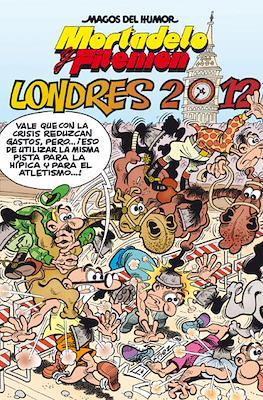 Magos del humor (1987-...) (Cartoné) #151