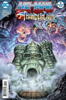 He-Man/Thundercats (Comic-book) #5