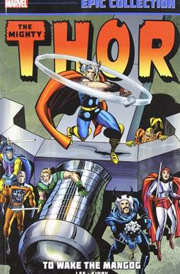 Thor Epic Collection (Softcover) #4