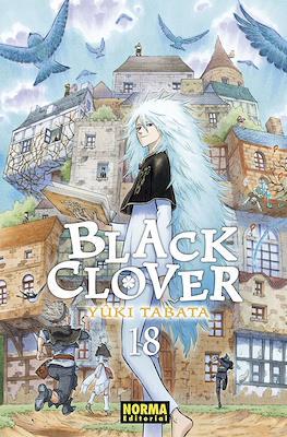 Black Clover (Rústica 192 pp) #18
