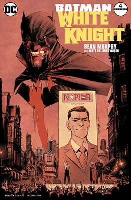 Batman: White Knight (2017-2018) (Comic-book) #4