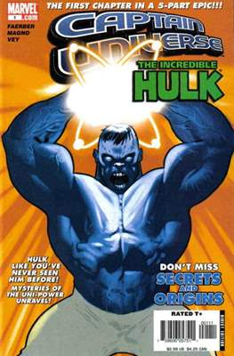 Captain Universe / Hulk