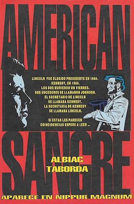American Sangre (Digital) #