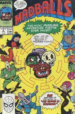 Madballs (Comic Book) #9