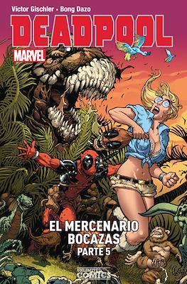 Deadpool. El mercenario bocazas #5