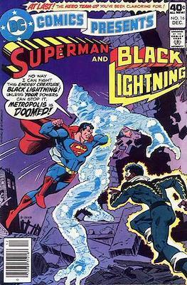 DC Comics Presents: Superman (Grapa) #16
